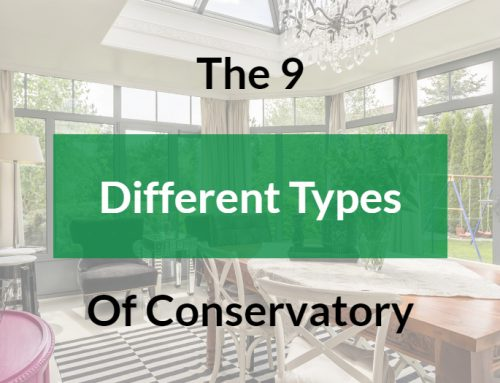 The 9 Different Types of Conservatory
